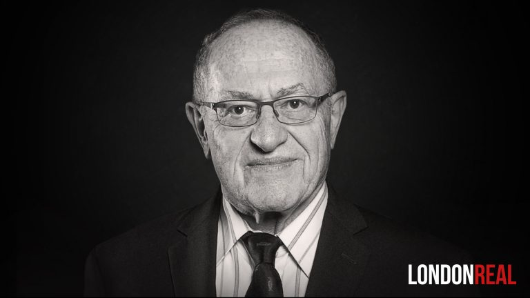 Alan Dershowitz - Why I Left The Left & Can't Join The Right: A Case For Liberalism During Extremism