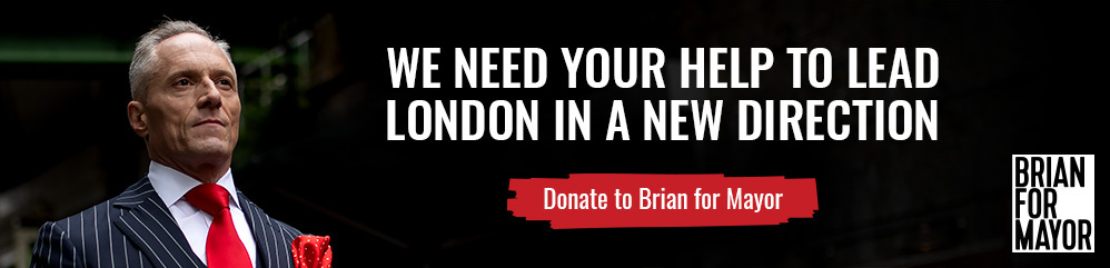 Donate to Brian for mayor